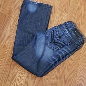 Affliction made boot cut 29